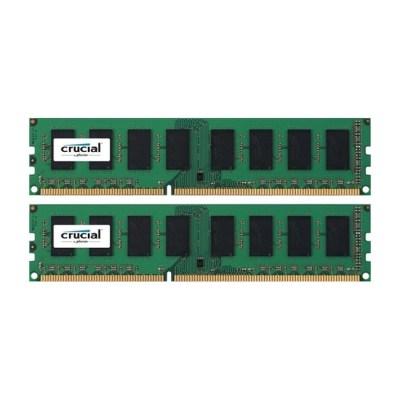 Crucial 8GB DDR3-1600MHz (CT2K51264BD160B)