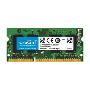 Crucial 4GB DDR3-1333MHz (CT4G3S1339M)