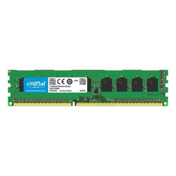 Crucial 4GB DDR3-1600MHz (CT51264BD160BJ)