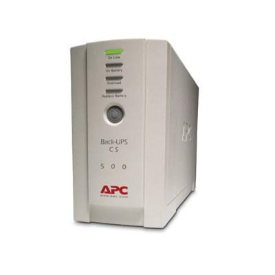 APC Back-UPS CS 500VA 230V USB/SERIAL