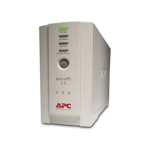 APC Back-UPS CS 500VA 230V USB/SERIAL