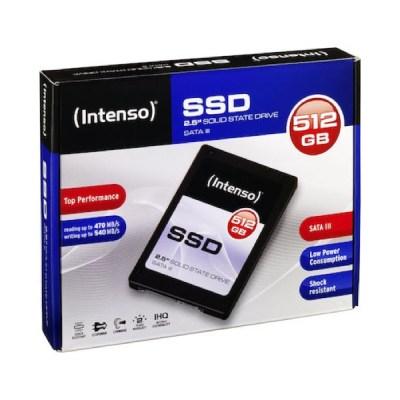 Intenso SSD SATA III Top 512GB
