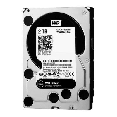 Western Digital Black 2TB (64MB Cache)