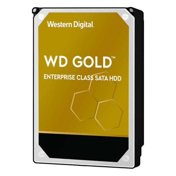 Western Digital Gold Enterprise SATA 4TB (256MB Cache)