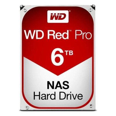 Western Digital Red Pro NAS 6TB (256MB Cache)