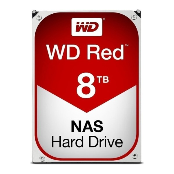 Western Digital Red NAS 8TB (256MB Cache)