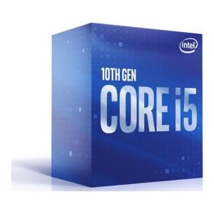 Intel Core I5-10400F Box
