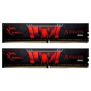 G.Skill Aegis 32GB DDR4-3000MHz (F4-3000C16D-32GISB)