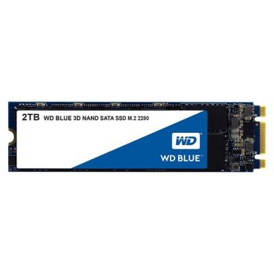 Western Digital Blue 3D SSD 2.0TB M.2