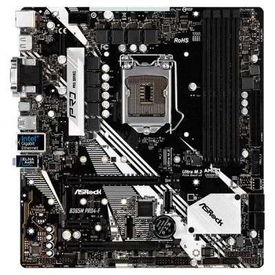 Asrock B365M Pro4-F Motherboard Micro ATX με Intel 1151 Socket