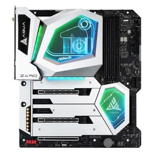 Asrock Z490 AQUA Motherboard Extended ATX με Intel 1200 Socket