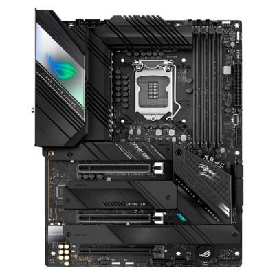 Asus ROG Strix Z590-F Gaming WiFi Motherboard ATX με Intel 1200 Socket