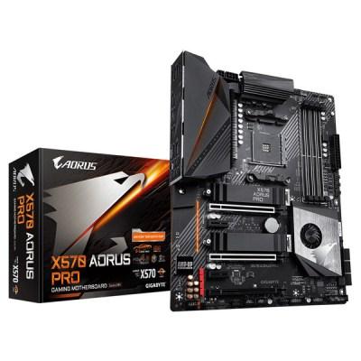 Gigabyte X570 Aorus Pro (rev 1.1/1.2) Motherboard ATX με AMD AM4 Socket