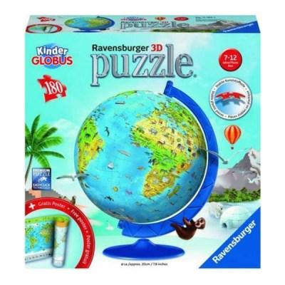 Children's globe in German 180pcs Ravensburger (εως 36 Δόσεις)