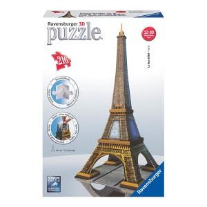 Eiffel Tower 3D, 216 pcs (εως 36 Δόσεις)