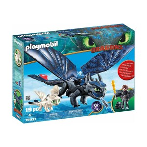 Playmobil Dragons: Ο Φαφούτης κι ο Ψάρης με ένα Δρακούλη (εως 36 δόσεις)