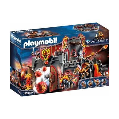 Playmobil Novel More: Φρούριο Ιπποτών του Μπέρναμ (εως 36 δόσεις)