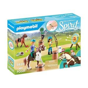 Playmobil Spirit Riding Free: Outdoor Adventure (εως 36 δόσεις)