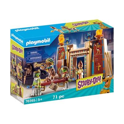 Playmobil Scooby-Doo: Adventure in Egypt (εως 36 δόσεις)