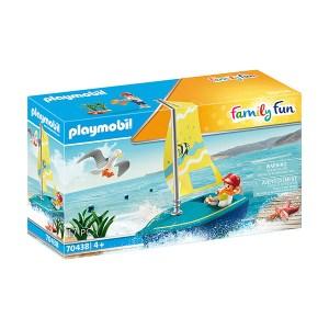 Playmobil Family Fun: Sailboat (εως 36 Δόσεις)