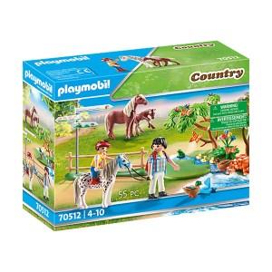 Playmobil Country: Adventure Pony Ride (εως 36 δόσεις)