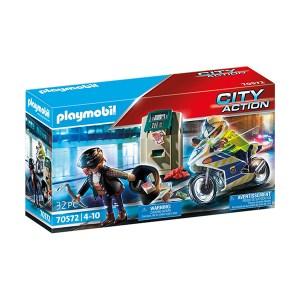 Playmobil City Action: Διάρρηξη Στο ΑΤΜ (εως 36 δόσεις)