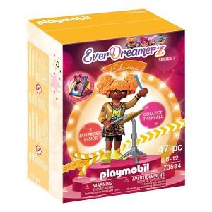 Playmobil EverDreamerz: Edwina Music World Playmobil EverDreamerz: Edwina Music World (εως 36 δόσεις)