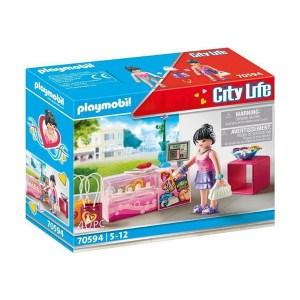 Playmobil City Life: Κατάστημα Αξεσουάρ Μόδας (εως 36 δόσεις)
