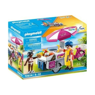 Playmobil Family Fun: Crepe Cart (εως 36 δόσεις)