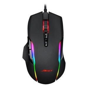 Inter-Tech Nitrox GT-200 RGB Gaming Ποντίκι Μαύρο (εως 36 Δόσεις)