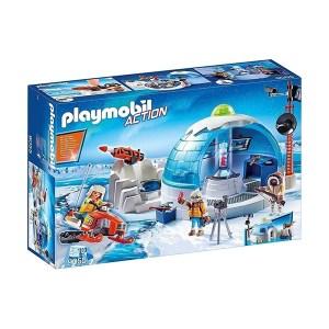 Playmobil Αρχηγείο Χιονοφυλάκων (εως 36 δόσεις)