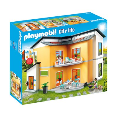 Playmobil City Life: Mοντέρνο Σπίτι (εως 36 δόσεις)