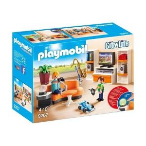 Playmobil City Life: Καθιστικό (εως 36 δόσεις)