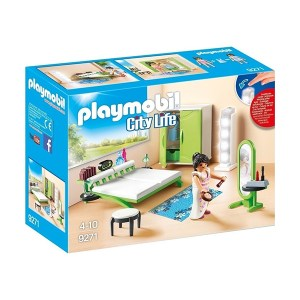Playmobil City Life: Υπνοδωμάτιο (εως 36 δόσεις)