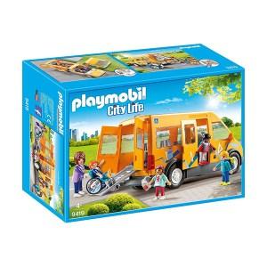 Playmobil City Life: Σχολικό Λεωφορείο (εως 36 δόσεις)