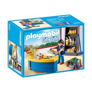 Playmobil City Life: Κυλικείο Σχολείου (εως 36 δόσεις)
