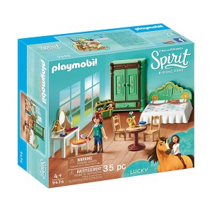 Playmobil Spirit Riding Free: Lucky's Bedroom (εως 36 δόσεις)