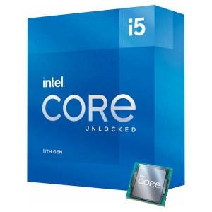 Intel Core i5-11600K Box (εως 36 Δόσεις)