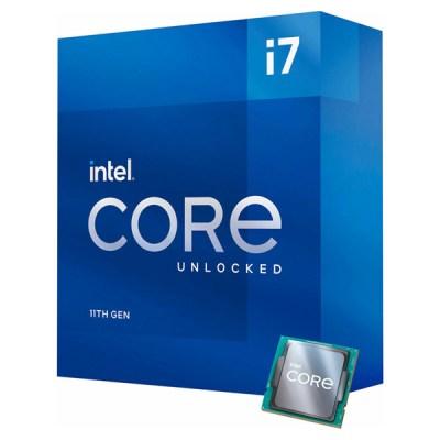 Intel Core i7-11700K Box (εως 36 Δόσεις)