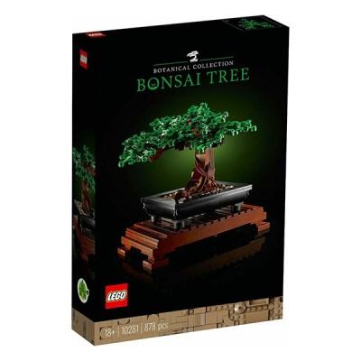 Lego Creator Expert: Bonsai Tree (εως 36 Δόσεις)
