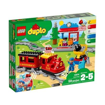 Lego Duplo: Steam Train (εως 36 Δόσεις)