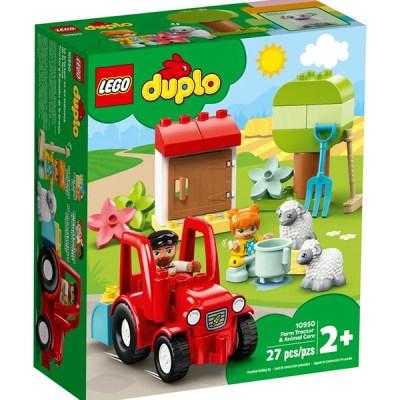 Lego Duplo: Farm Tractor and Animal Care (εως 36 Δόσεις)