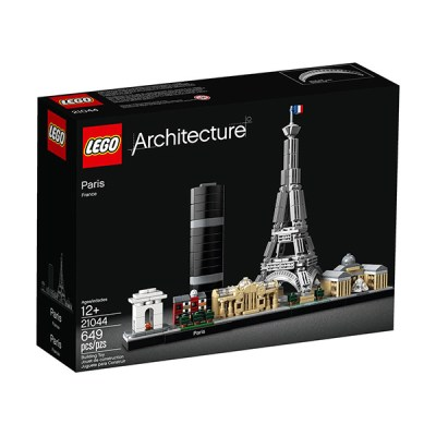 Lego Architecture: Paris (εως 36 Δόσεις)
