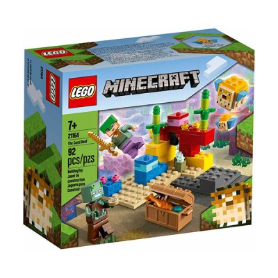 Lego Minecraft: The Coral Reef (εως 36 Δόσεις)