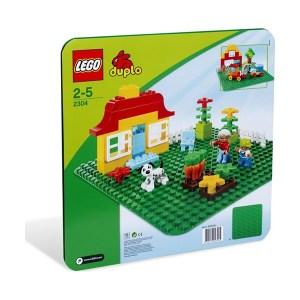 Lego Duplo Μεγάλη Πράσινη Βάση Κατασκευών (εως 36 Δόσεις)