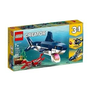 Lego Creator: Deep Sea Creatures (εως 36 Δόσεις)
