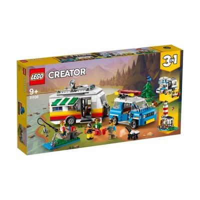 Lego Creator 3-in-1: Caravan Family Holiday (εως 36 Δόσεις)