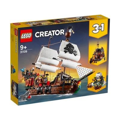 Lego Creator: Pirate Ship (εως 36 Δόσεις)