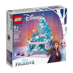 Lego Disney: Princess Elsas Jewellery Box Creation (εως 36 Δόσεις)