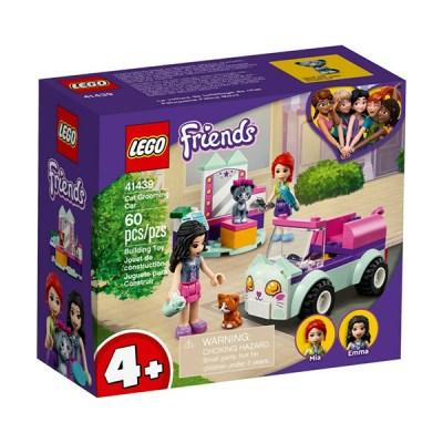 Lego Friends: Cat Grooming Car (εως 36 Δόσεις)